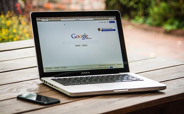 macbook a vyhledávání