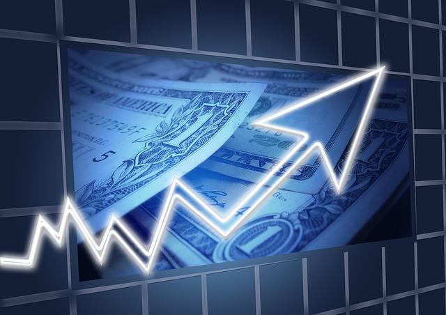 růst kurzu dolaru
