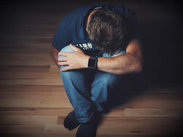 Deprese vám můžou zničit život