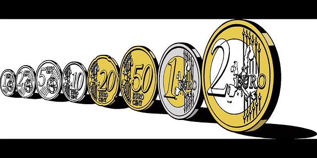 kreslené mince